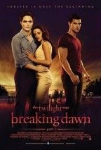 La saga Crepúsculo: Amanecer - Parte 1 <br><span class='font12 dBlock'><i>(The Twilight Saga: Breaking Dawn - Part 1 )</i></span>