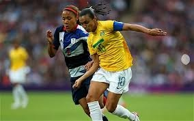 London 2012 Olympics Team GB women's football