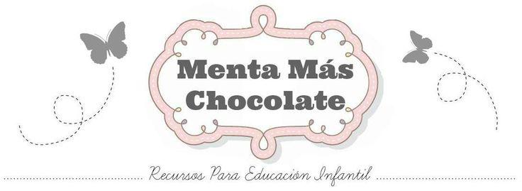 Menta Más Chocolate - RECURSOS PARA EDUCACIÓN INFANTIL