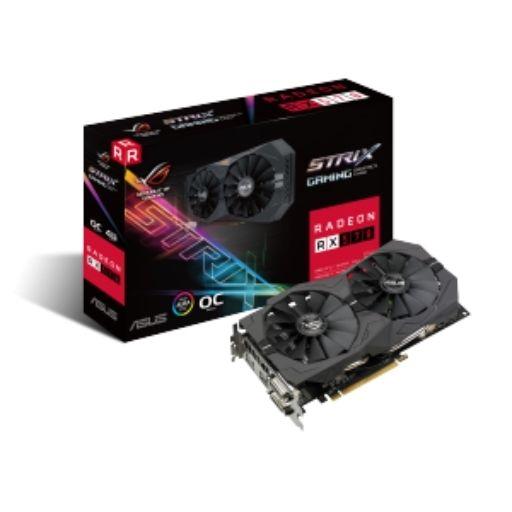 TARJETA GRAFICA ASUS ROG-STRIX-RX570-O4G-GAMING 4GB GDDR5 HDMI PCIE3.0