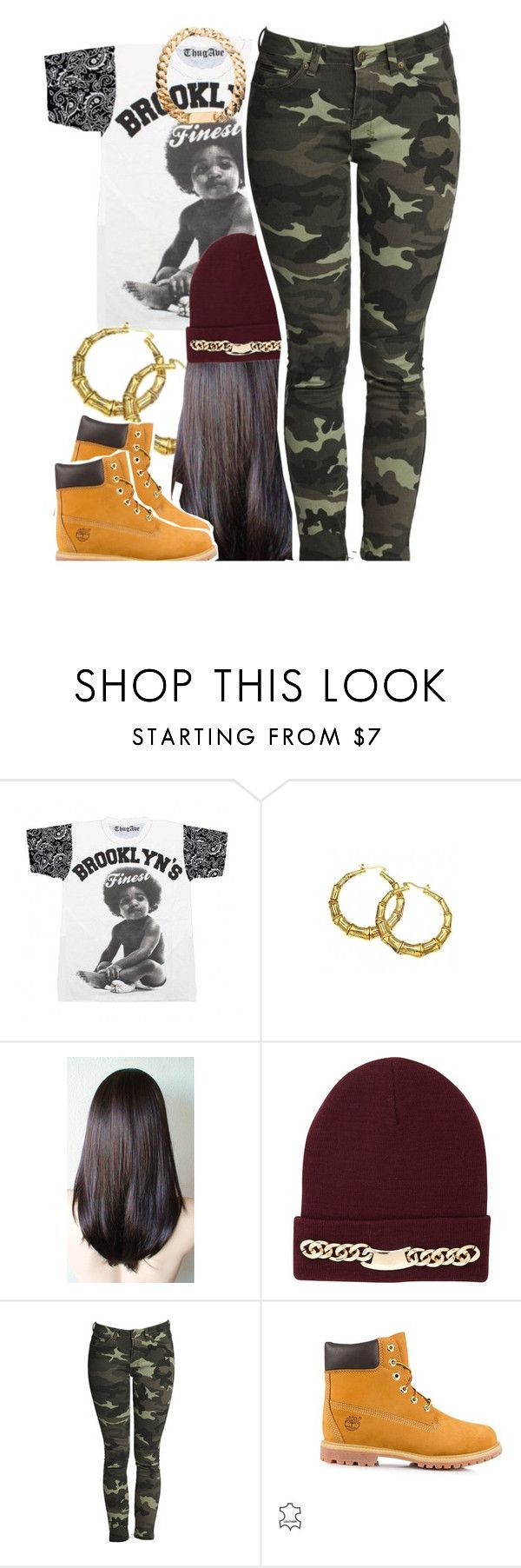 """Big Rings // Drake & Future"" by lulu-foreva ❤ liked on Polyvore featuring River Island and Timberland"