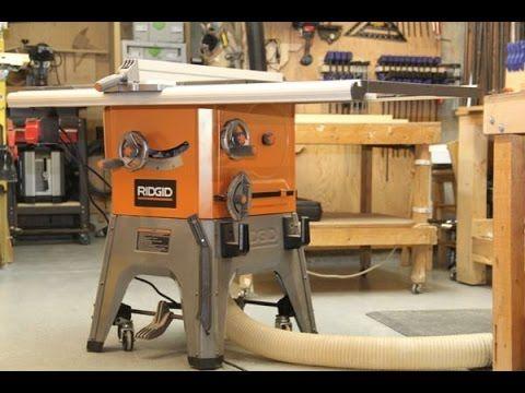 The 25 best ridgid table saw ideas on pinterest used table saw ridgid 10 inch 13 amp table saw r4512 a concord carpenter greentooth Choice Image