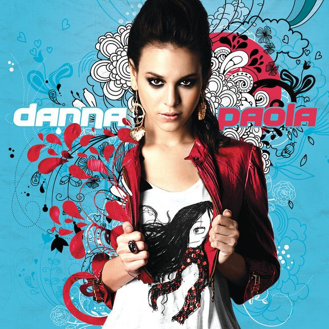 """""""Todo Fue Un Show"""" by Danna Paola was added to my Discover Weekly playlist on Spotify"""