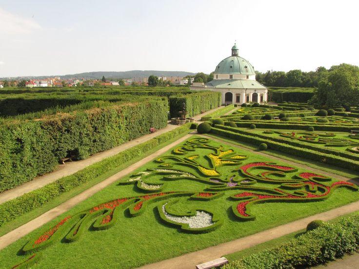 Gardens and Castle at Kromeríz (Morava, Česká republika) - Recenzie