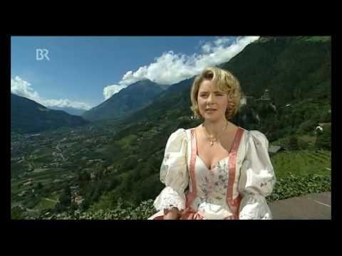 Angela Wiedl - Lied der Sehnsucht