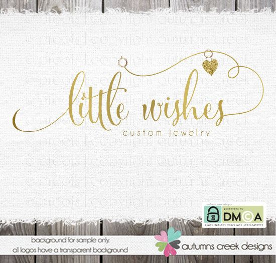 Popular items for jewelry logos on Etsy