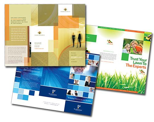 11 best Brochures images on Pinterest Brochures, Tri fold - software brochure