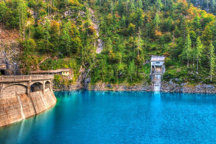 Sauris's Dam 25/9/13