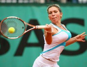 foto de deportista de Simona Halep del Año en Rumania