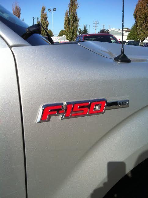 Ford F150 emblem overlays 09 2010 2011 2012 2013 2014   eBay Motors, Parts & Accessories, Car & Truck Parts   eBay!