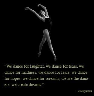 #Dance #quotes