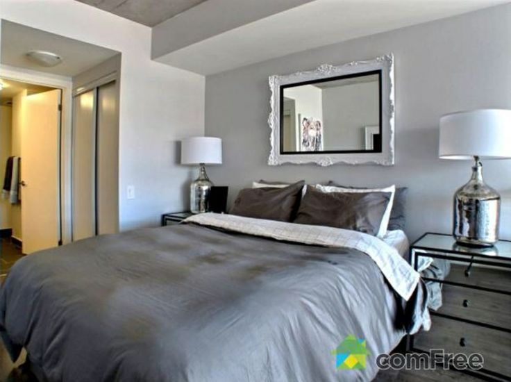 Master Bedroom | view from top of stairs