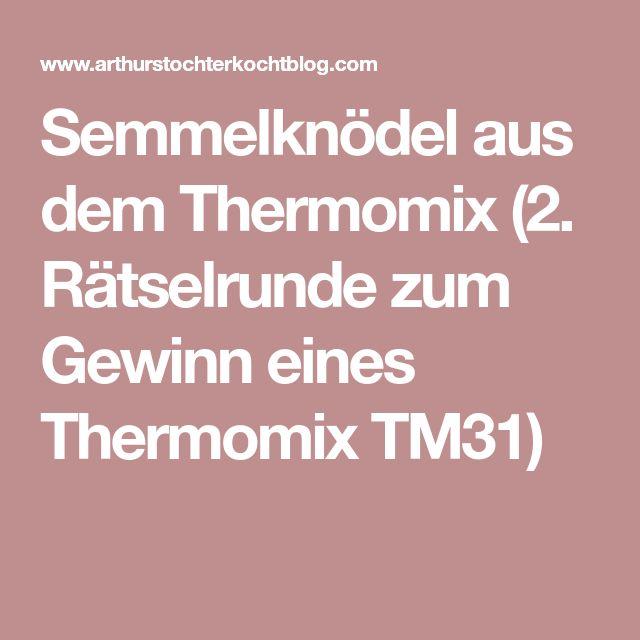 die besten 25 semmelkn del thermomix ideen auf pinterest bayrische semmelkn del semmelkn del. Black Bedroom Furniture Sets. Home Design Ideas