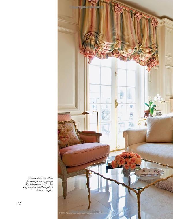 Mario Buatta I Love Balloon Shades Curtains Windows