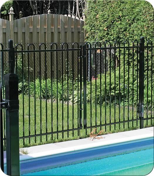 Tiffany Iron Gate  Fence-All