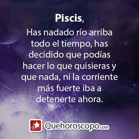#Horoscopo #Piscis #Amor #Trabajo #Astros #Predicciones #Futuro #Horoscope #Astrology #Love #Jobs #Astrology #Future   http://www.quehoroscopo.com/horoscopodehoy/piscis.html