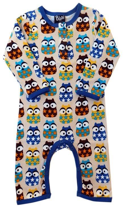Blaa! Mr. Owl