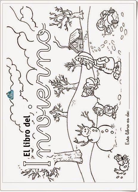 """""""El libro del invierno"""", de la Eduteca, es un cuadernillo para Educación Infantil con variedad de actividades con centro de interés en el invierno: grafomotricidad, lectura, asociación, numeración, etc. Todo ello además de las características propias de esta estación del año y de la Navidad."""