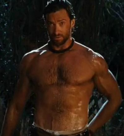 10 Shirtless Pics of Hugh Jackman to Celebrate the Release of 'The ...