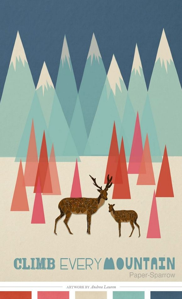 Color Inspiration Daily: 10. 23. 12 - Home - Creature Comforts - daily inspiration, style, diy projects + freebies