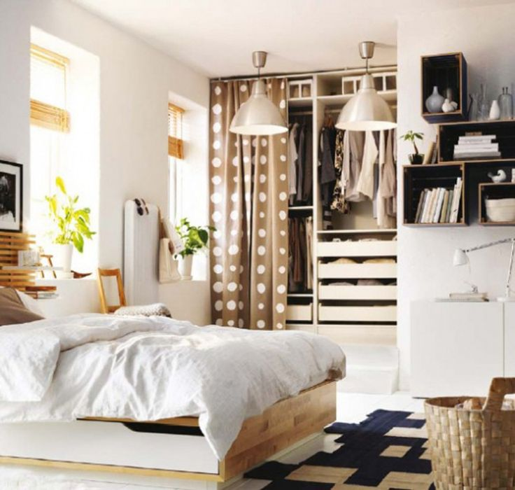 Contemporary IKEA Bedroom Furniture Ideas #home #decor