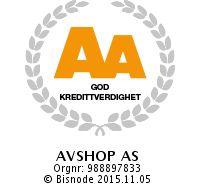 AVshop.no / Velkommen