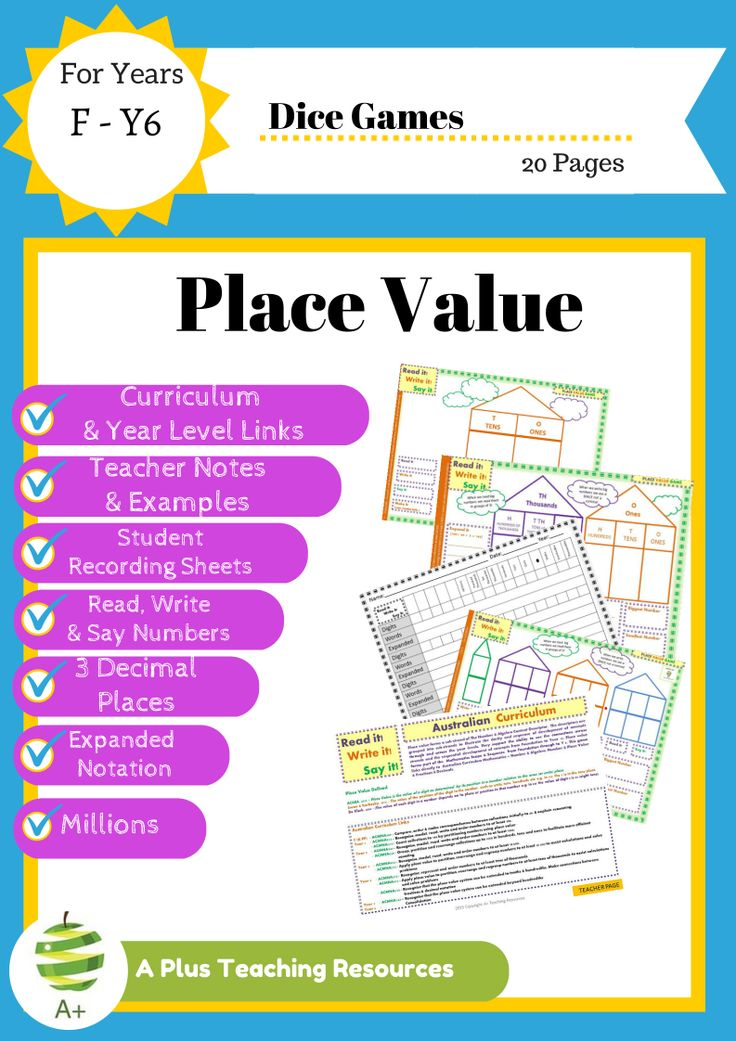 269 best Hands on Maths by A Plus Teaching Resources images on ...