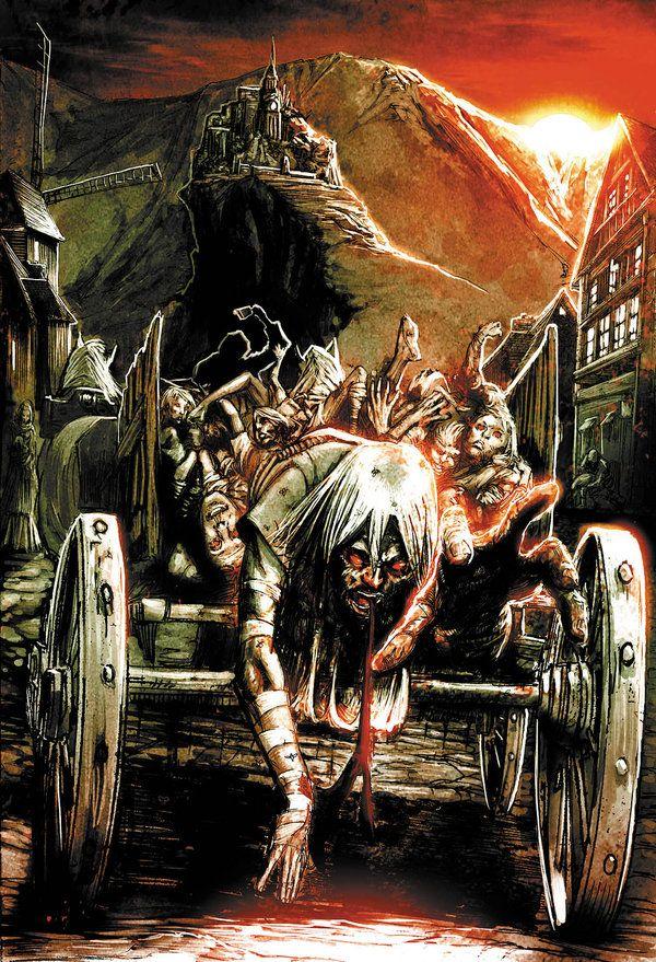 Zombie Horde Art Zombie cover | ...