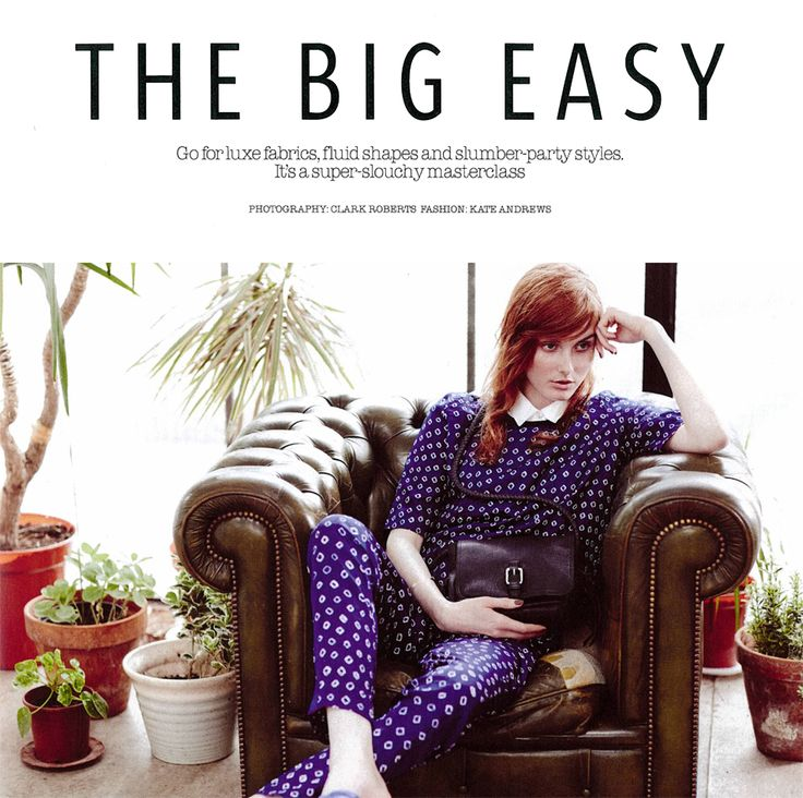 Uzma Bozai - The Big Easy by LOOK Magazine