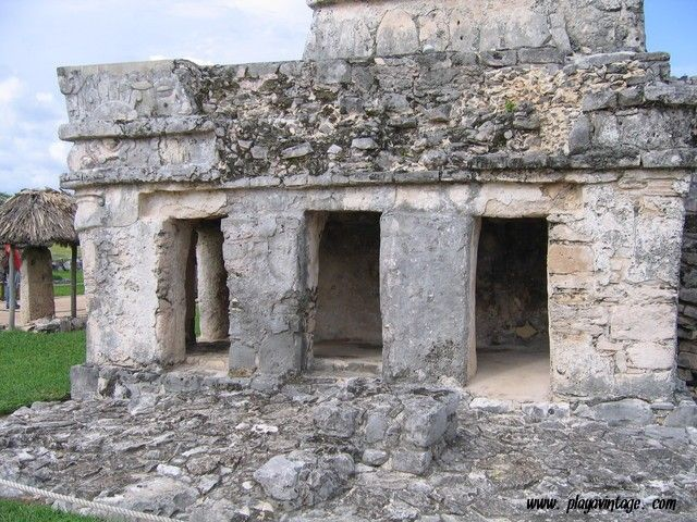 #Tulum is an important #Maya #archaeologicalsite located in the #Yucatan #Peninsula! #playadelcarmen #playacar #caribe #sol #mar #party #mexico #caraibi #ff #rivieramaya #bedandbreakfast #messico #vacaciones #vacanze #facebook #playa #spiaggia #love #beach #instagood #me #cute #follow #like #followme #summer www.playavintage.com