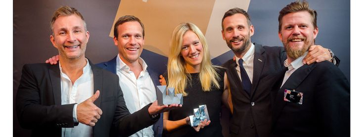 Grey EMEA is Euro Effie Agency of the Year! UncleGrey win two Euro Effies for their 'New Scandinavian Design' campaign for innovative furniture retailer Bolia.com