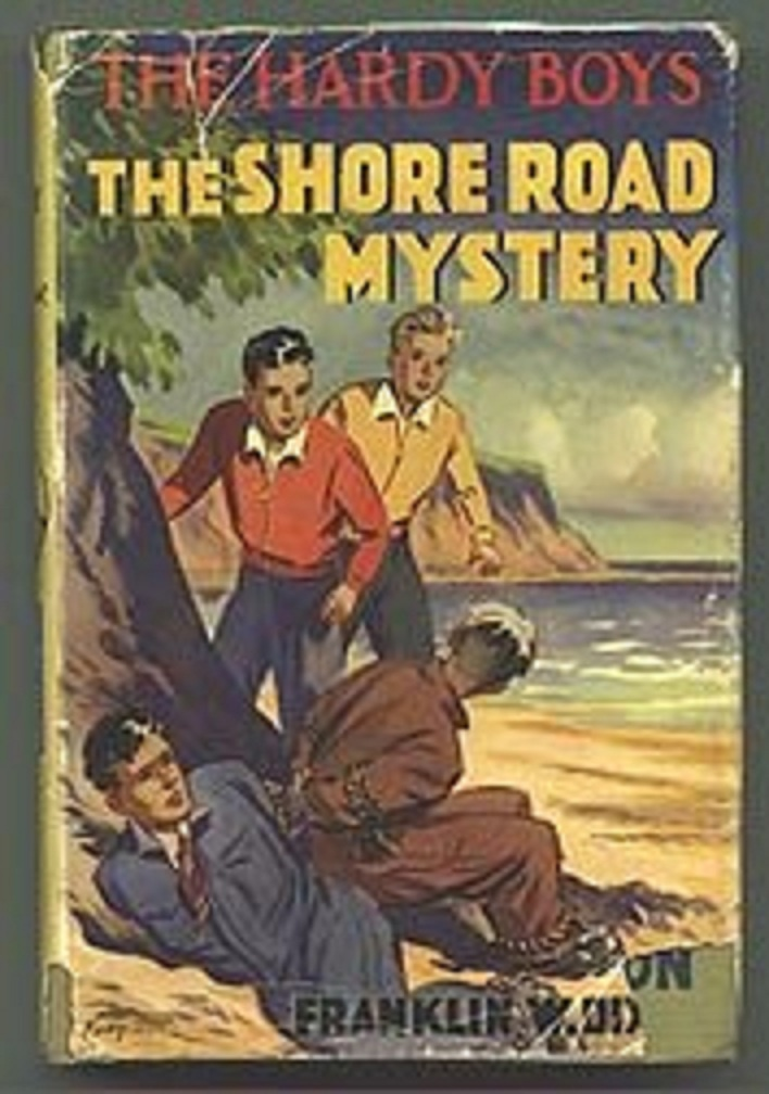 Hardy Boys: Hooded Hawk Mystery