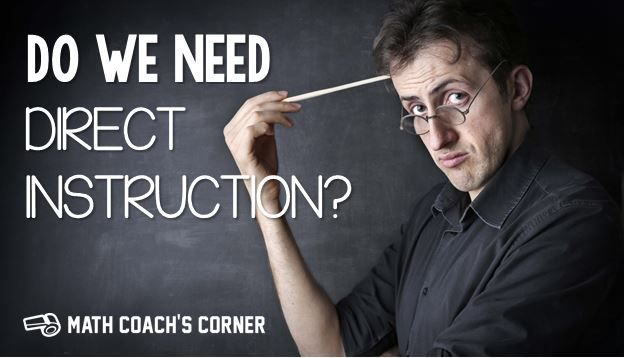 """direct instruction """"an extreme type of direct instruction in which the goals, the materials, the examples, the explanations, and the pace of instruction are all teacher controlled"""" (p 662) in their."""