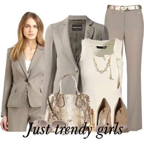 classic suit  Works wear suits for women http://www.justtrendygirls.com/works-wear-suits-for-women/