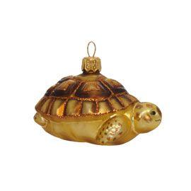Turtle Hanging Tree Decoration - Heals | Christmas Decorations ...