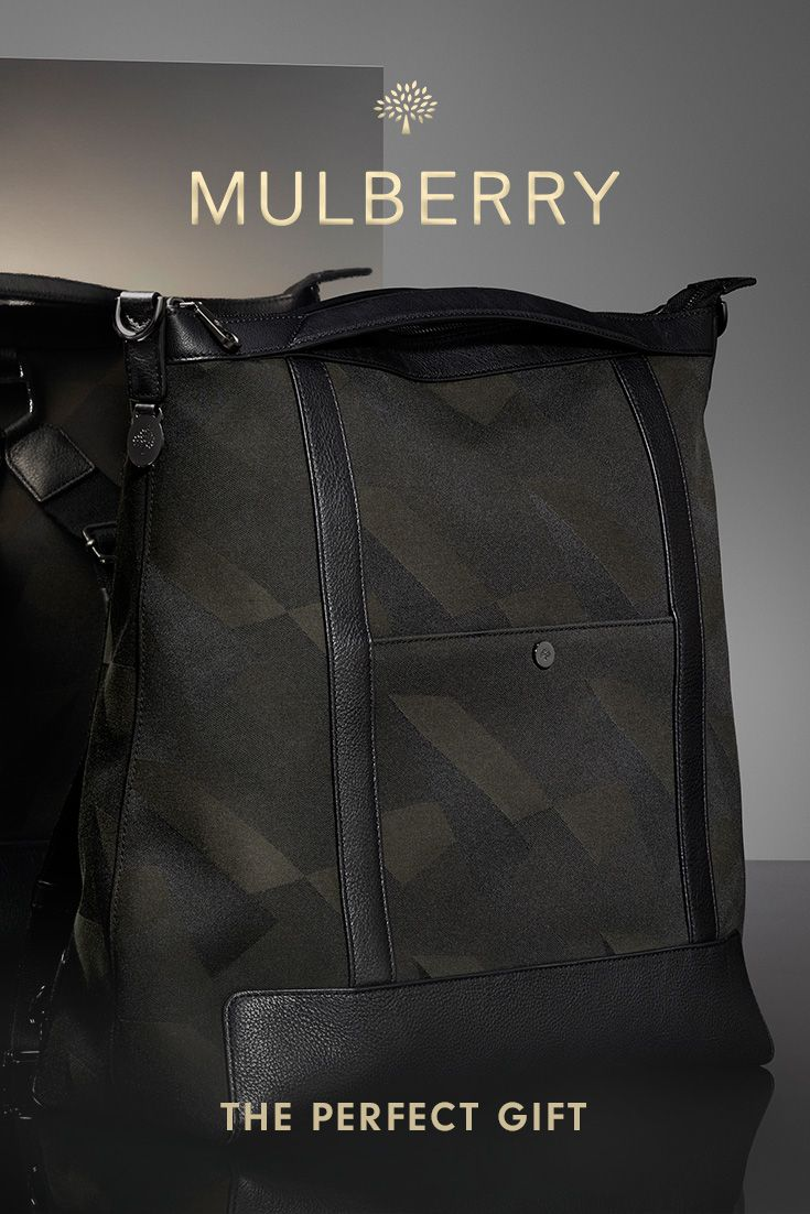 Discover the Perfect Gift for Him from Mulberry