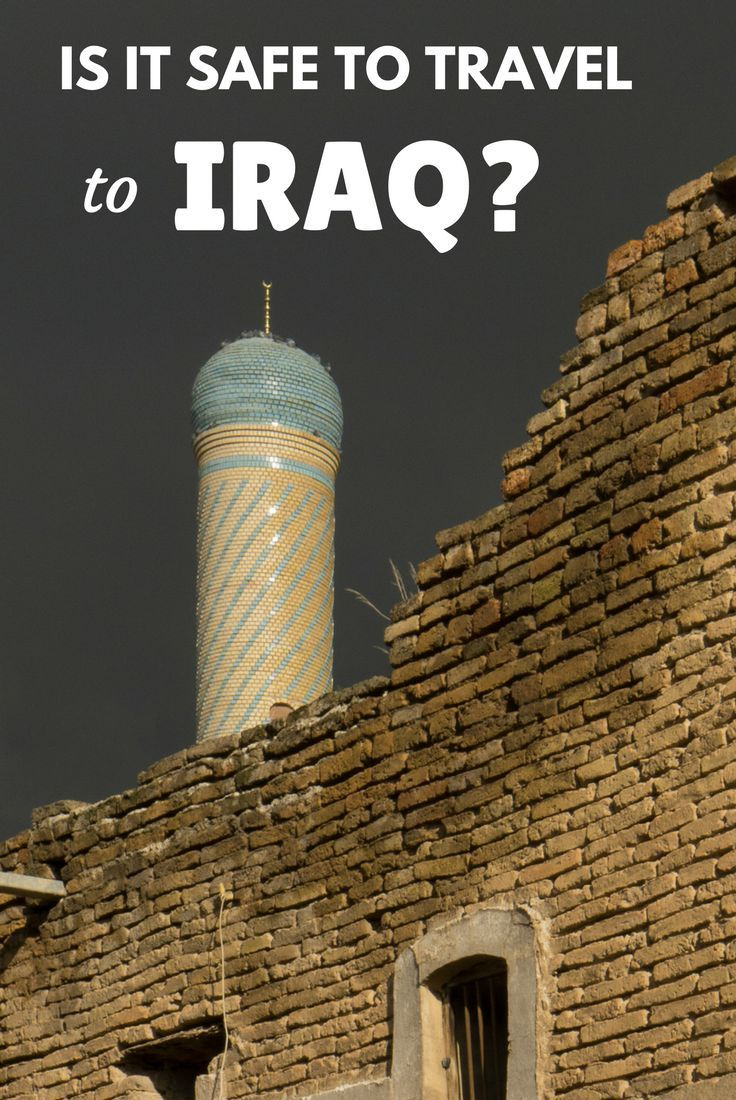 Is it safe to travel to Iraq? It depends. Iraqi Kurdistan enjoys relatively peace and is home to high potential touristic attractions yet to be discovered