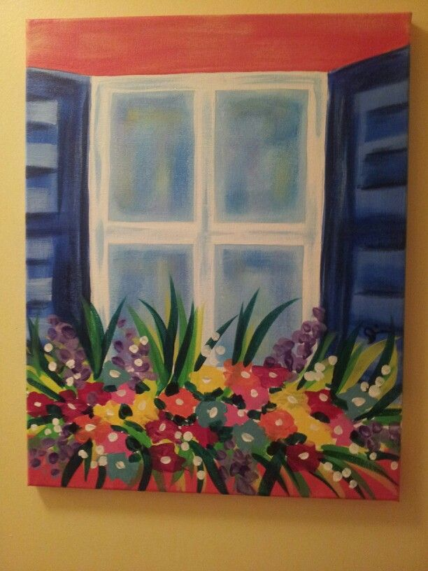 1000 Images About Acrylic Painting Ideas On Pinterest