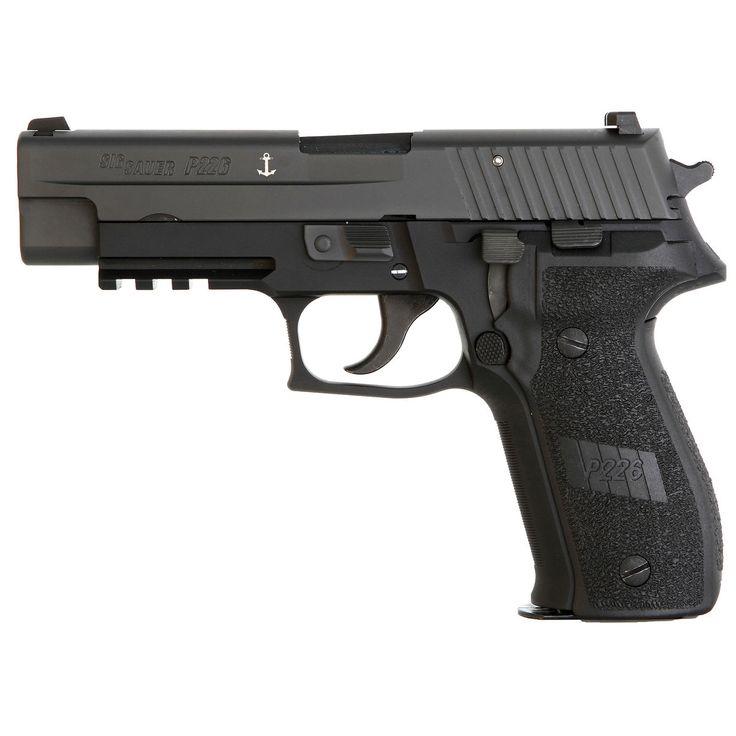 SIG Sauer P226 MK25 Navy Handgun