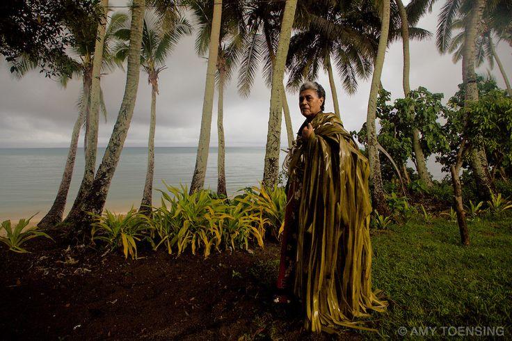 Tongan Culture - Amy Toensing