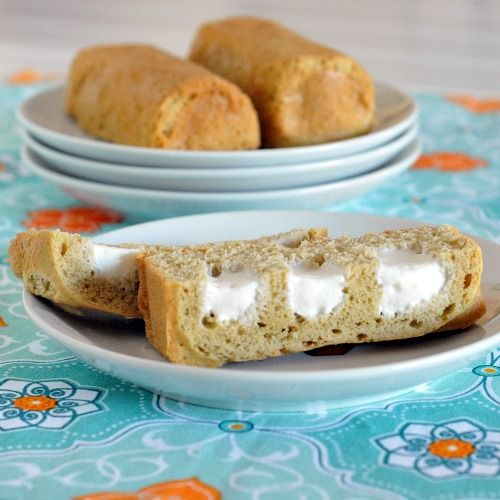 Homemade Twinkies that are gluten-free and vegan! Who needs Hostess anyway?