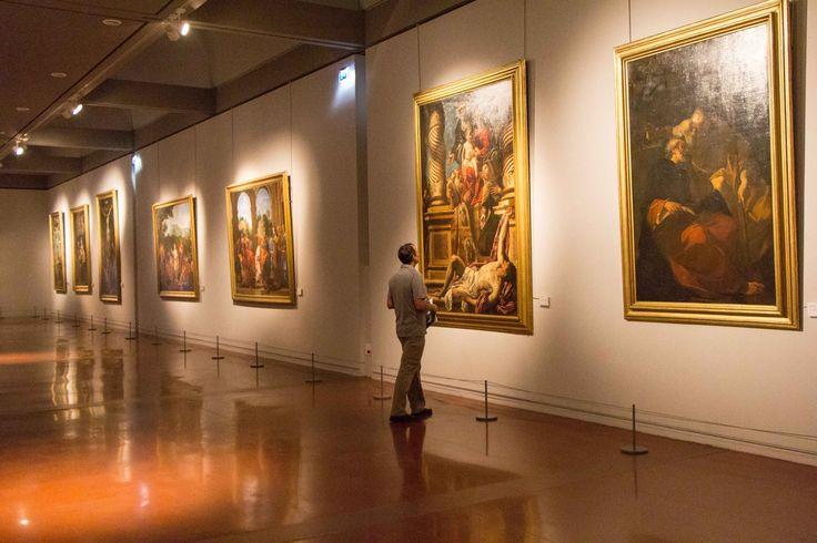 Intérieur du musée FESCH