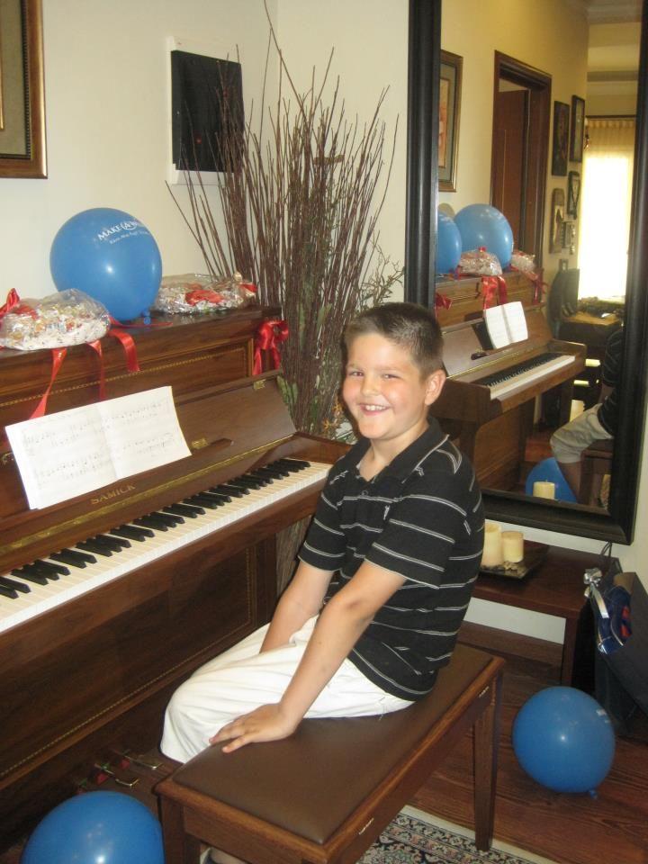Μάριος, 9… θέλω να αποκτήσω ένα πιάνο!