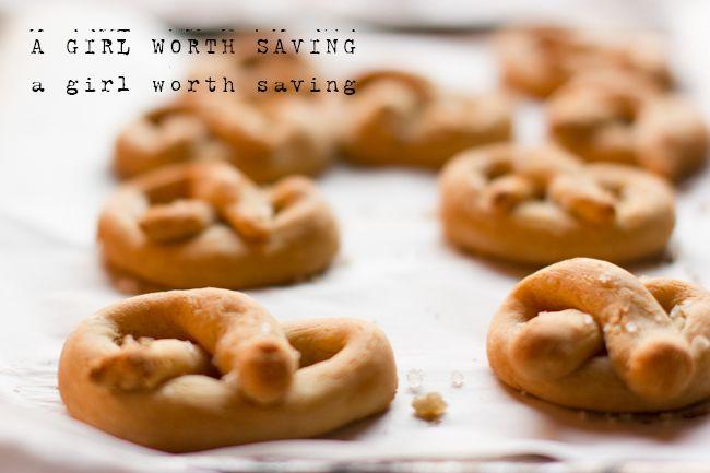 Paleo Soft Pretzels — A Girl Worth Saving