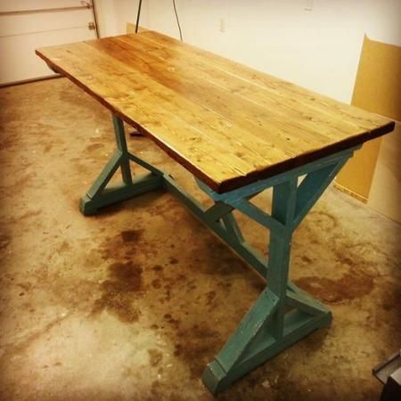 Woodworking Plans Bar Height Table Woodworking Projects