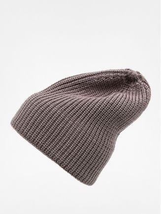 Čepice Buff Knitted & Polar (drip graphite)