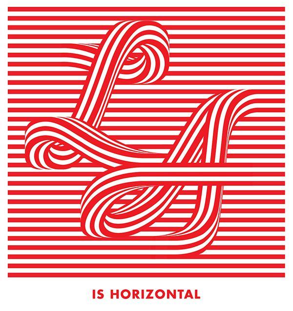 LA/NY on Typography Served