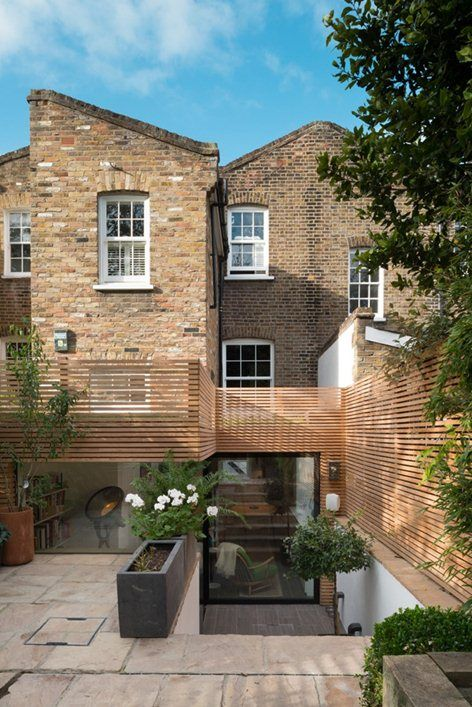 A small rear extension at the rear of a listed terrace building in Mile End, East London, required excavating into the garden to create a fluid interior space. The client's modest budget required some creative thinking, and the need to retain...