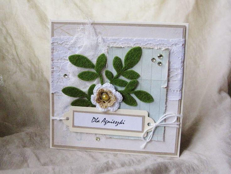 Kartka urodzinowa / Birthday card