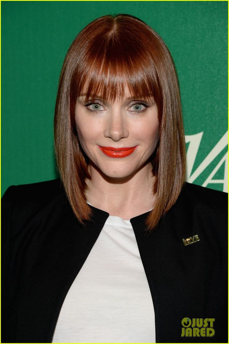 37 Years Old Hollywood Actress Bryce Dallas Howards